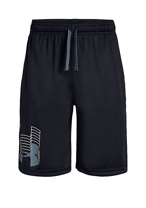 Under Armour® Boys 8-20 Prototype Logo Shorts