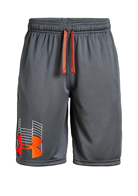 Under Armour® Boys 8-20 Prototype Logo Shorts
