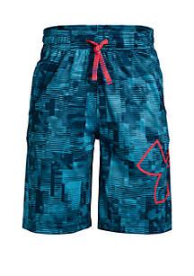 Under Armour® Boys 8-20 Renegade 2.0 Printed Shorts