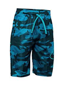 Under Armour® Boys 8-20 Renegade Jacquard Shorts