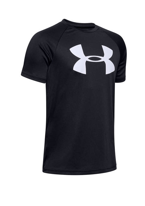 Under Armour® Boys 8-20 Tech Big Logo Short