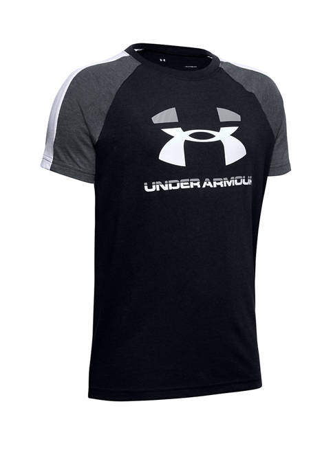 Under Armour® Boys 8-20 SportStyle Color Block Short