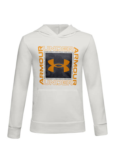 Under Armour® Boys 8-20 Rival Fleece Box Logo