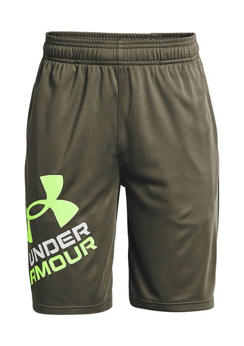 Boys 8-20 Prototype 2.0 Logo Shorts
