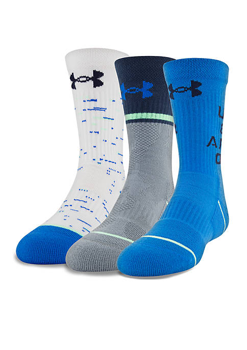 Under Armour® Boys 2-7 Set of 3 Phenom
