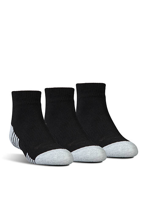 Under Armour® 3-Pack Tech Socks