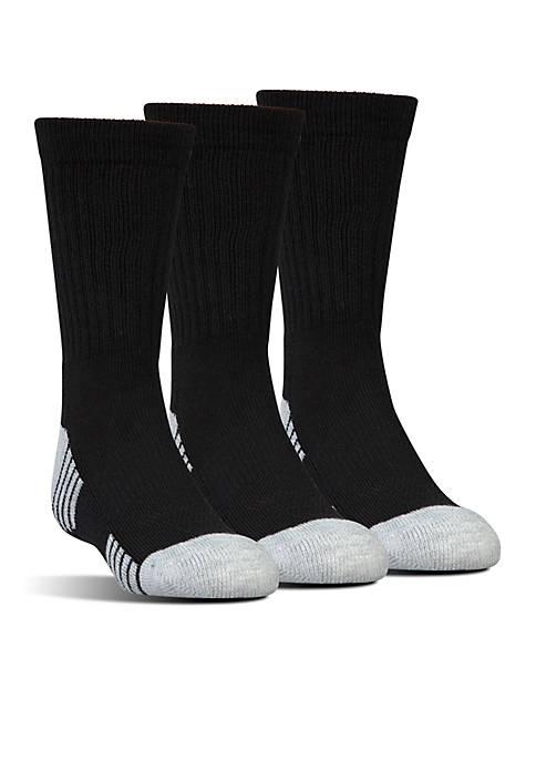 3-Pack Tech Crew Socks