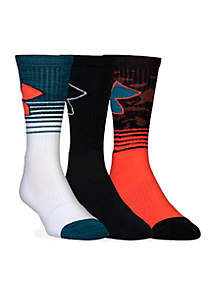 Phenom 2.0 Crew Socks