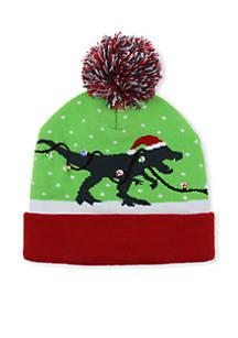 Capelli New York. Capelli New York Christmas Dino Winter Hat - Boys 6624a72febed