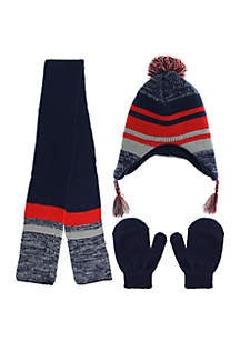 Cold Weather Stripe Set