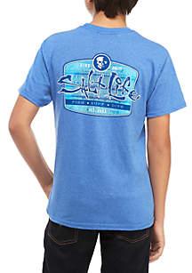 Sea Tribe Tee Boys 8-20