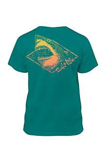 Electric Shark Graphic Tee Boys 8-20