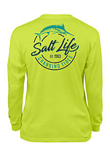 Boys 8-20 Changing Tides Long Sleeve Tee