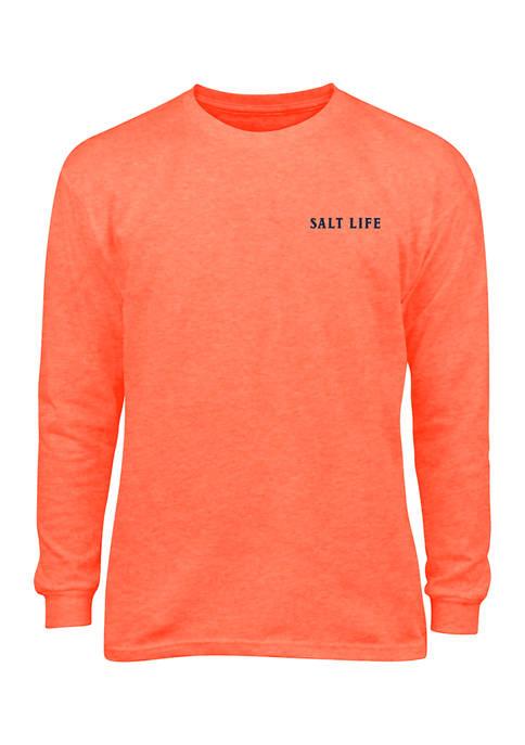 Boys 8-20 Worth the Hunt Long Sleeve T-Shirt