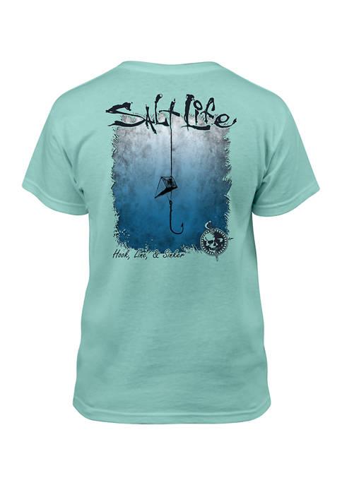 Boys 8-20 Hook, Line and Sinker T-Shirt