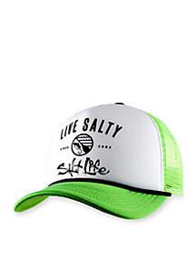 Waterways 'Live Salty' Hat Boys 8-20