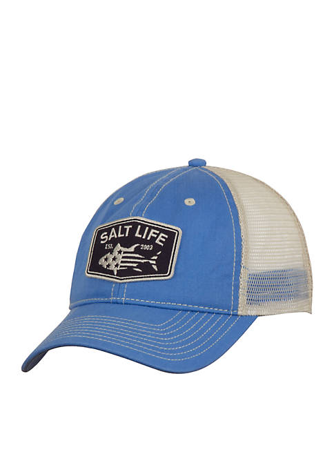 Salt Life Cotton Twill Hat