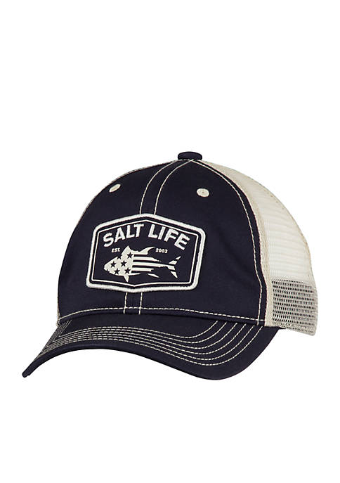 Salt Life Cotton Twill Hat