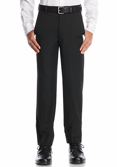Solid Dress Pants Boys 8-20