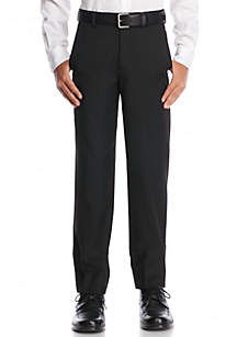 Solid Dress Pants Boys 8-20