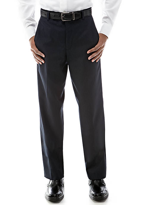 Bedgemont Navy Stripe Dress Pant Boys 8-20