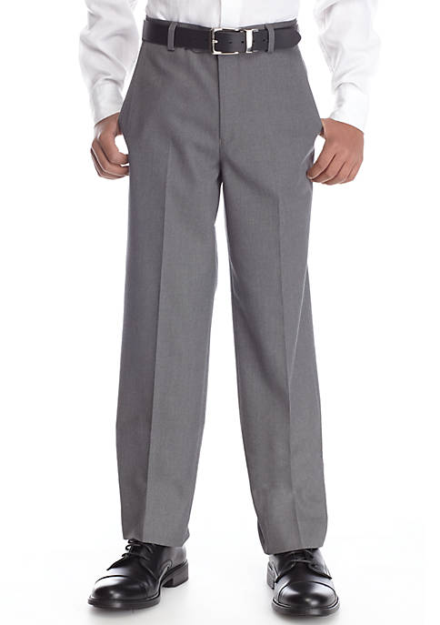 Gray Dress Pants Boys 8-20