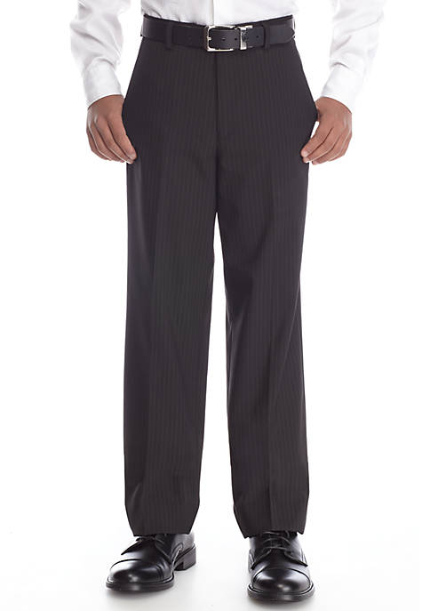 Lauren Ralph Lauren Black Dress Pants Boys 8-20
