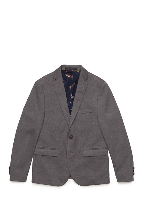 Lauren Ralph Lauren Heather Knit Blazer Boys 8-20