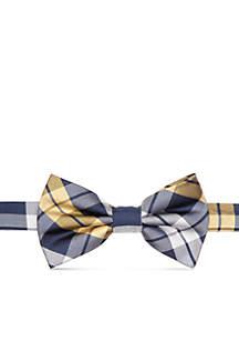 Checkered Bow Tie Boys 4-20