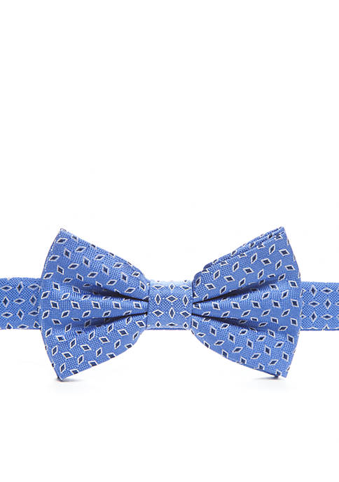 Lauren Ralph Lauren Diamond Patterened Bow Tie Boys
