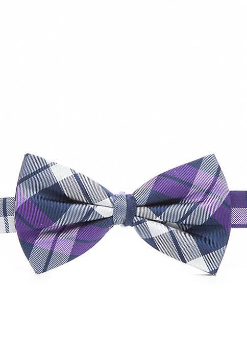 Plaid Bow Tie Boys 8-20