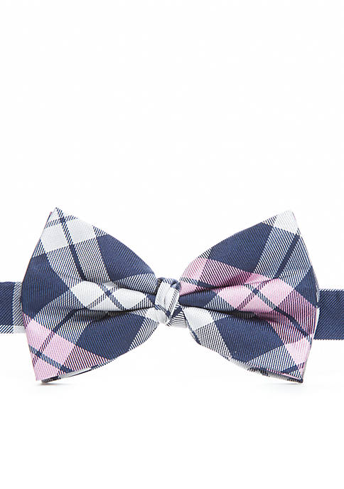 Lauren Ralph Lauren Plaid Bow Tie Boys 8-20