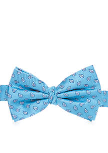 Printed Bow Tie Boys 8-20