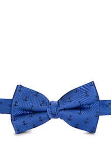 Lauren Ralph Lauren Boys 4-20 Mini Anchors Bow Tie