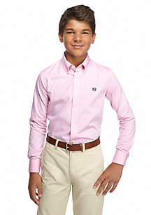 Pinpoint Oxford Shirt Boys 8-20