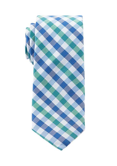 Lauren Ralph Lauren Boys 8-20 Madras Plaid Tie