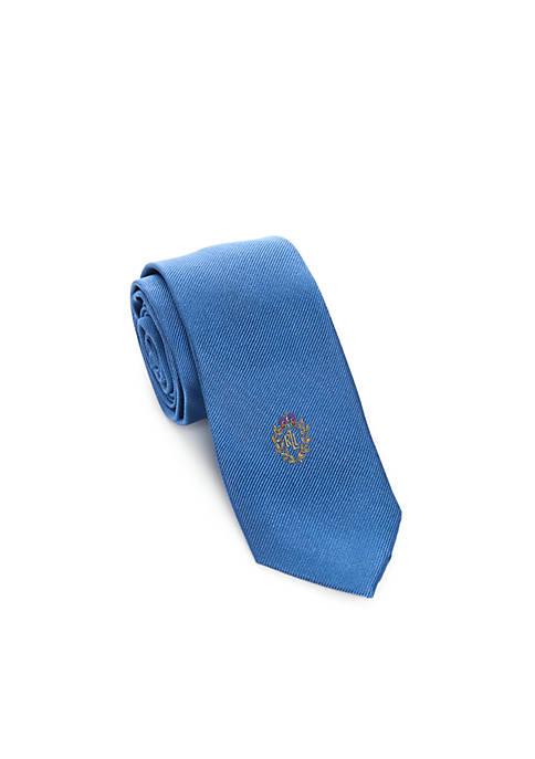 Lauren Ralph Lauren Solid Logo Tie