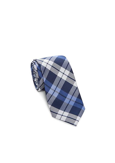 Lauren Ralph Lauren Plaid Print Tie
