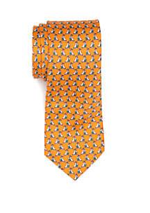Lauren Ralph Lauren Boys 4-20 Printed Sailboats Tie