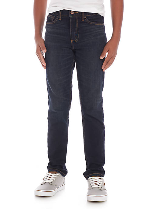 Boys 8-20 Denim Skinny Jeans