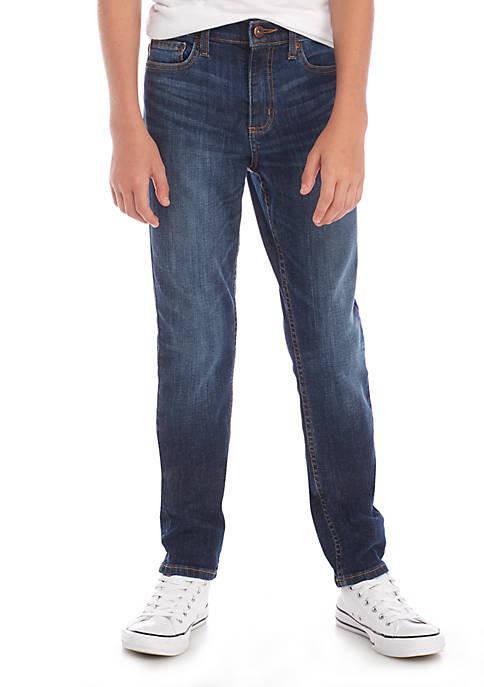 TRUE CRAFT Boys 8-20 Denim Skinny Jeans