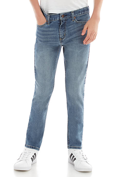 Boys 8-20 Skinny Fit Denim Jeans