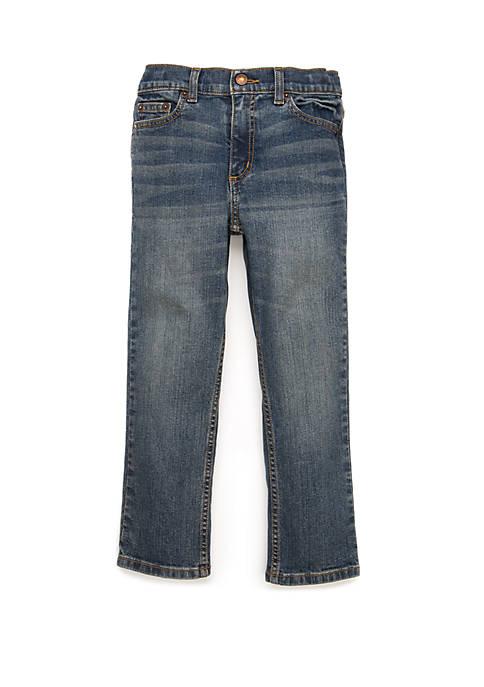 TRUE CRAFT Boys 4-7 Slim Fit Denim Jeans