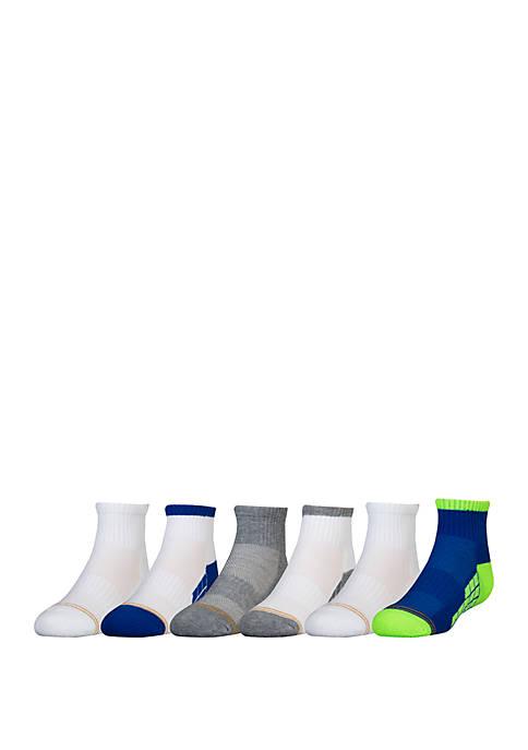 Gold Toe® Boys Ultra Tech Web Socks