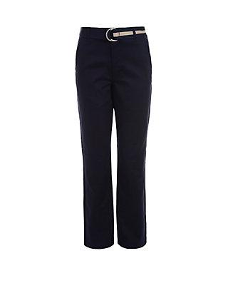 Nautica Boys 4-7 Flat Front Twill Pants