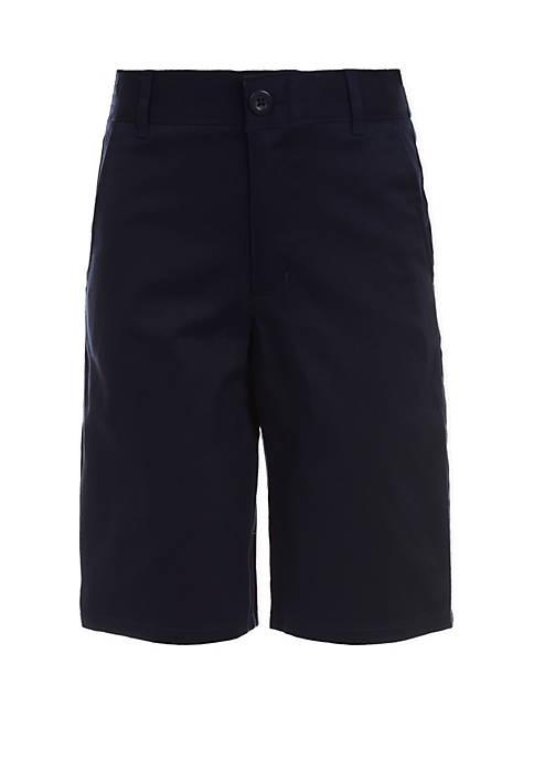 Nautica Boys 8-20 Stretch Twill Shorts