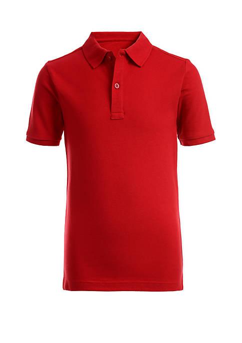 Boys 4-7 Piqué Polo Shirt