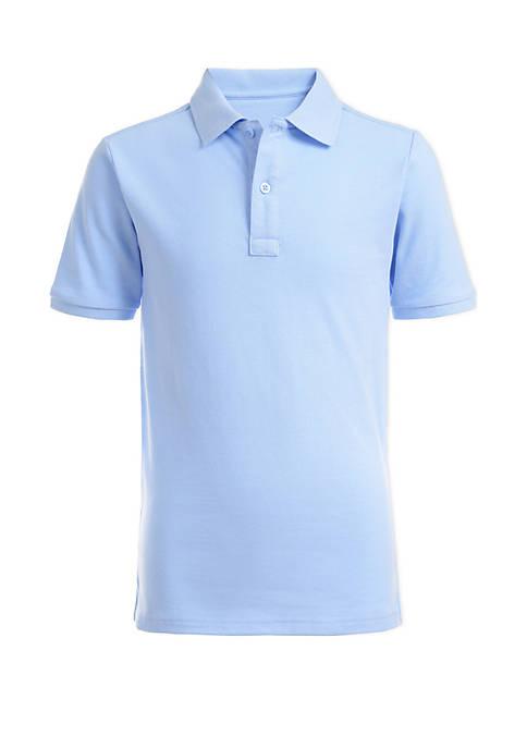 Nautica Boys 8-20 Piqué Polo Shirt