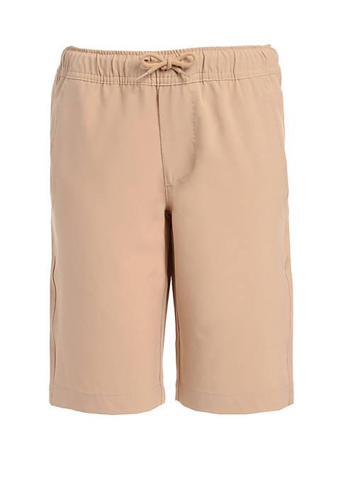 Boys 8-20 Performance Jogger Shorts