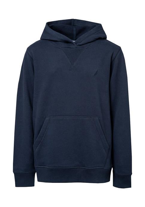 Boys 4-7 Pullover Fleece Hoodie
